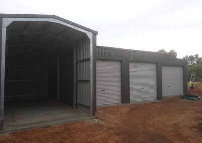 Cobram Sheds and Garages Ranbuild-15