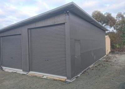 Cobram Sheds and Garages Ranbuild-29