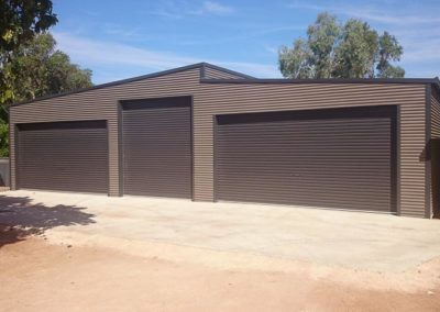 Cobram Sheds and Garages Ranbuild-4