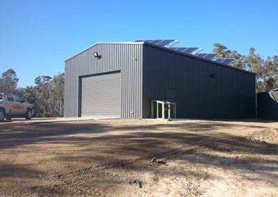 Cobram Sheds and Garages Ranbuild-9